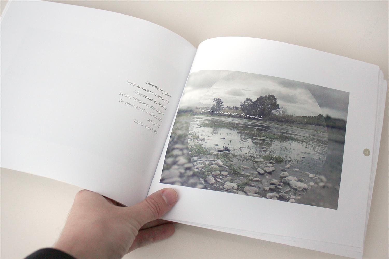 catálogo interior