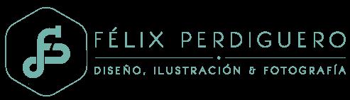 LogoFelixPerdigueroHorizontal