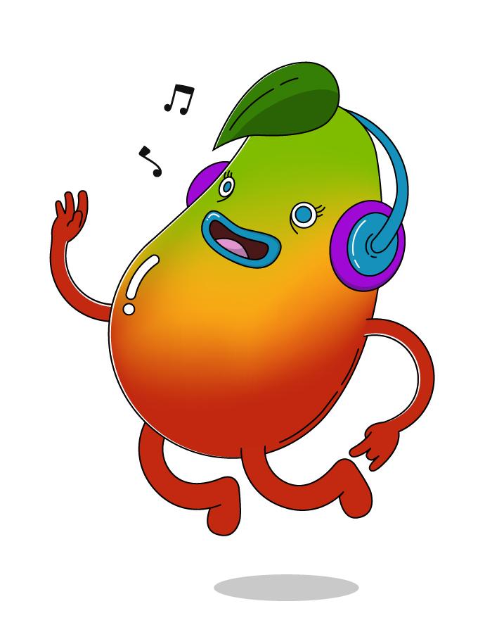 Personaje Mango